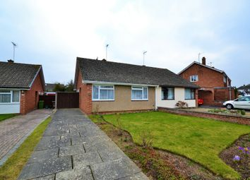 Thumbnail 2 bed semi-detached bungalow for sale in Montgomery Road, Cheltenham