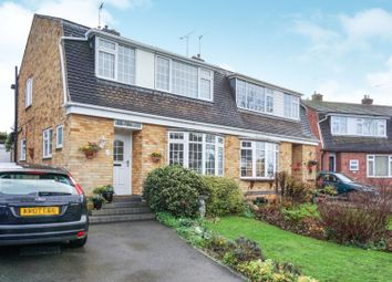 Thumbnail 3 bed semi-detached house for sale in Archer Road, Kenilworth