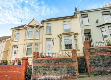Thumbnail 3 bed terraced house for sale in Berw Road, Tonypandy