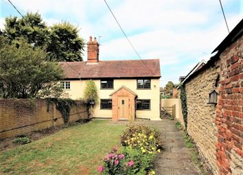 Thumbnail 2 bed semi-detached house for sale in Longs Cottages, Main Street, East Challow, Wantage