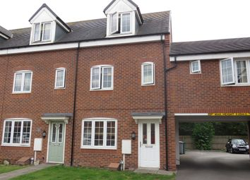 3 bed town house for sale in St Stephens Road, Ollerton, Newark NG22