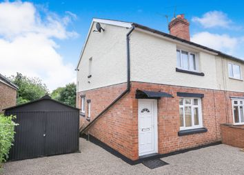 Thumbnail 2 bed semi-detached house for sale in Poplar Road, Kidderminster