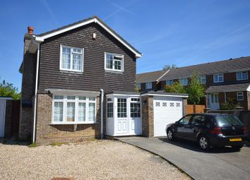 Thumbnail 3 bed detached house for sale in Samber Close, Lymington