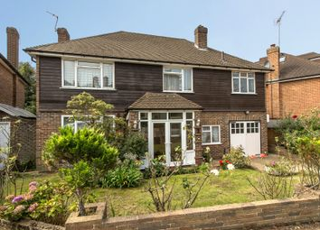 Thumbnail 4 bed detached house for sale in Hampton Close, Cottenham Park Road, Wimbledon