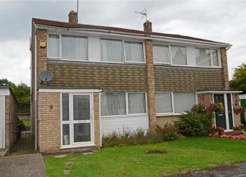 Thumbnail 3 bed semi-detached house to rent in Glennon Close, Southcote, Reading, Berkshire