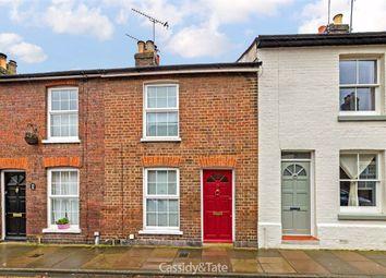 Thumbnail 2 bed terraced house for sale in Bernard Street, St. Albans, Hertfordshire