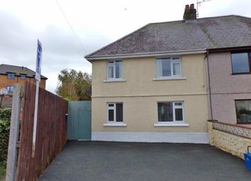 Thumbnail 3 bed semi-detached house for sale in Plas Newydd, Deganwy, Conwy, Conwy