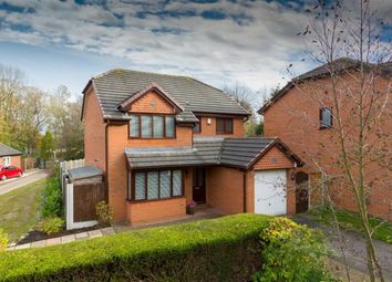Thumbnail 4 bedroom detached house for sale in Cherry Close, Kirkham, Preston
