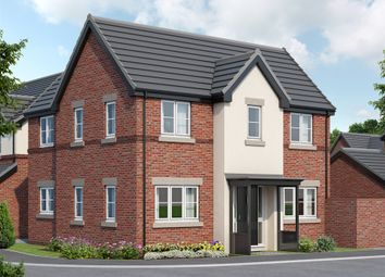 Thumbnail 4 bed detached house for sale in Meres Edge, Helsby, Frodsham