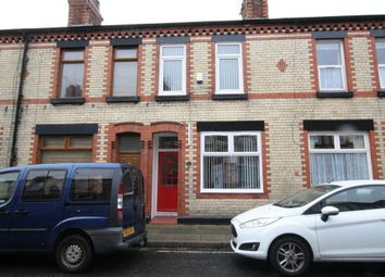 Thumbnail 2 bed terraced house to rent in Clifton Street, Garston, Liverpool