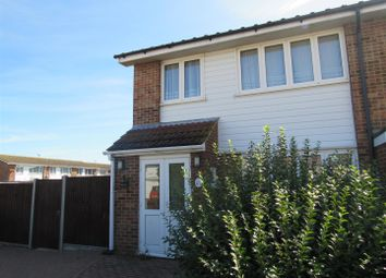 Thumbnail 3 bed semi-detached house for sale in Cornwall Road, Herne Bay