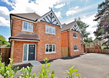 Thumbnail 5 bedroom detached house for sale in Chobham Road, Knaphill, Woking