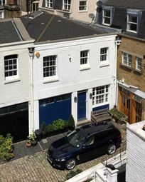 Eccleston Square Mews, London SW1V. 3 bed mews house