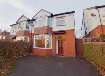 Thumbnail 3 bedroom semi-detached house for sale in Garners Lane, Davenport, Stockport