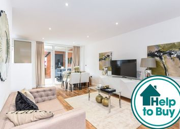 Thumbnail 3 bed flat for sale in Broomfield Road, London