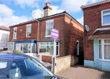 Thumbnail 3 bed end terrace house for sale in Firgrove Road, Southampton