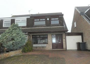 Thumbnail 3 bed semi-detached house to rent in Hartland Avenue, Southport
