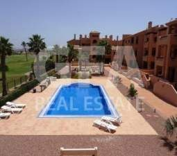 Thumbnail 2 bed apartment for sale in Serena Golf, Murcia, Spain