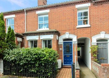 Thumbnail 4 bedroom terraced house for sale in Muriel Road, Norwich