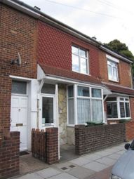 Thumbnail 4 bedroom terraced house to rent in Fawcett Road, Southsea