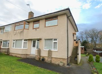 Thumbnail 2 bed flat for sale in Greenroyd Drive, Sutton-In-Craven, Keighley