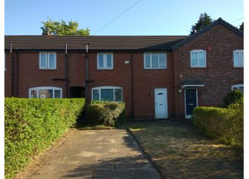 Thumbnail 3 bed terraced house to rent in Barnstead Avenue, Manchester