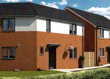 Thumbnail 3 bed semi-detached house for sale in Ashtree Close, Newton Aycliffe