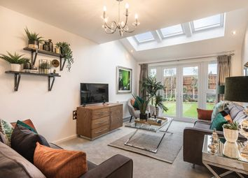 Thumbnail 4 bedroom detached house for sale in Nixon Philips Drive, Hindley Green