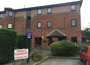 Thumbnail 2 bed flat for sale in Ashton Court, High Road, Chadwell Heath, Romford
