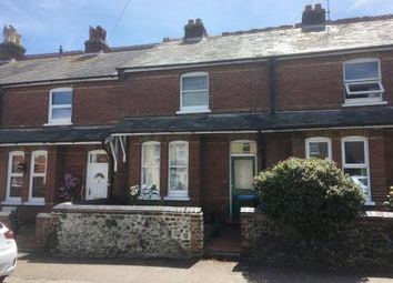 Thumbnail 2 bed terraced house for sale in 4 Richborough Road, Westgate-On-Sea, Kent