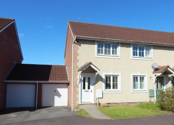 Thumbnail 2 bedroom end terrace house for sale in Clos Ysgallen, Llansamlet, Swansea