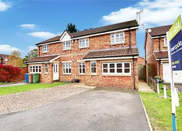 Thumbnail 3 bed semi-detached house for sale in Ropery Close, Beverley, East Yorkshire