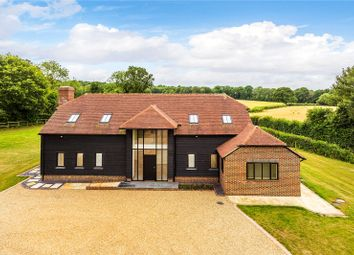 Thumbnail 5 bed detached house for sale in Hartfield Road, Marsh Green, Edenbridge, Kent