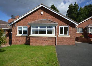 Thumbnail 3 bedroom bungalow to rent in Western Rise, Ketley, Telford