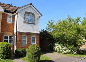 Thumbnail 2 bed end terrace house to rent in Hop Garden, Church Crookham, Fleet
