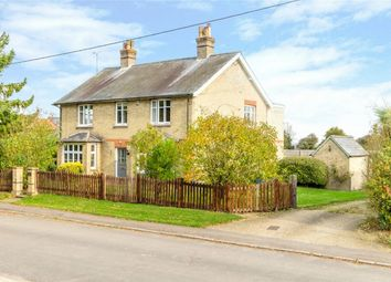 Thumbnail 5 bed detached house for sale in Church Farm, Church Lane, Stow Longa