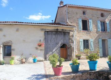 Thumbnail 4 bed property for sale in Limousin, Haute-Vienne, Villefavard