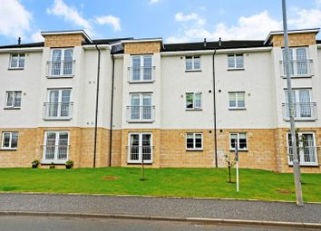 Thumbnail 2 bed flat for sale in Bankwood Drive, Kilsyth, Glasgow