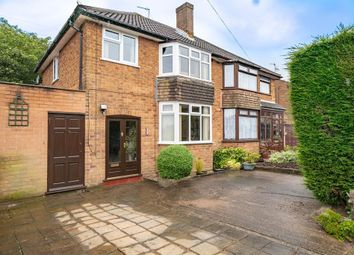 Thumbnail 3 bed semi-detached house for sale in Wallows Wood, Lower Gornal