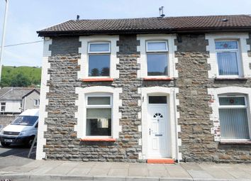 Thumbnail 3 bed end terrace house for sale in Standard Terrace, Porth