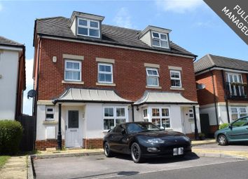 Thumbnail 4 bed semi-detached house to rent in Cirrus Drive, Shinfield, Berkshire