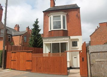 Thumbnail 2 bed detached house to rent in Lambert Road, West End, Leicester