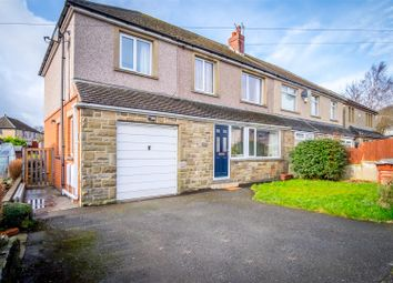 Thumbnail 5 bed semi-detached house for sale in Weatherhill Road, Lindley, Huddersfield