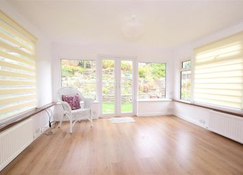 Thumbnail 3 bed detached bungalow for sale in Warren Way, Woodingdean, Brighton, East Sussex