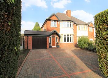 Thumbnail 3 bed semi-detached house for sale in Glaisdale Road, Birmingham