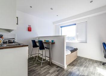 Thumbnail Studio to rent in Castle Street, Luton