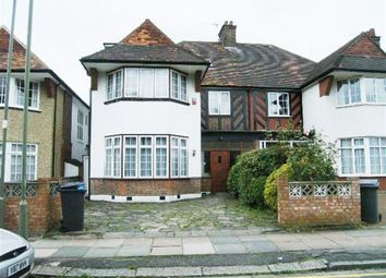 Thumbnail 5 bed semi-detached house to rent in Hervey Close, Finchley, London