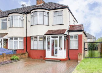 Thumbnail 3 bedroom end terrace house for sale in Carterhatch Road, Enfield