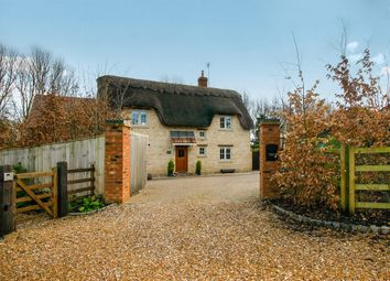 Thumbnail 4 bed property for sale in Vicarage Lane, Podington, Wellingborough