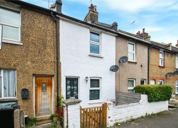 Thumbnail 2 bed terraced house to rent in Railway Street, Northfleet, Gravesend, Kent